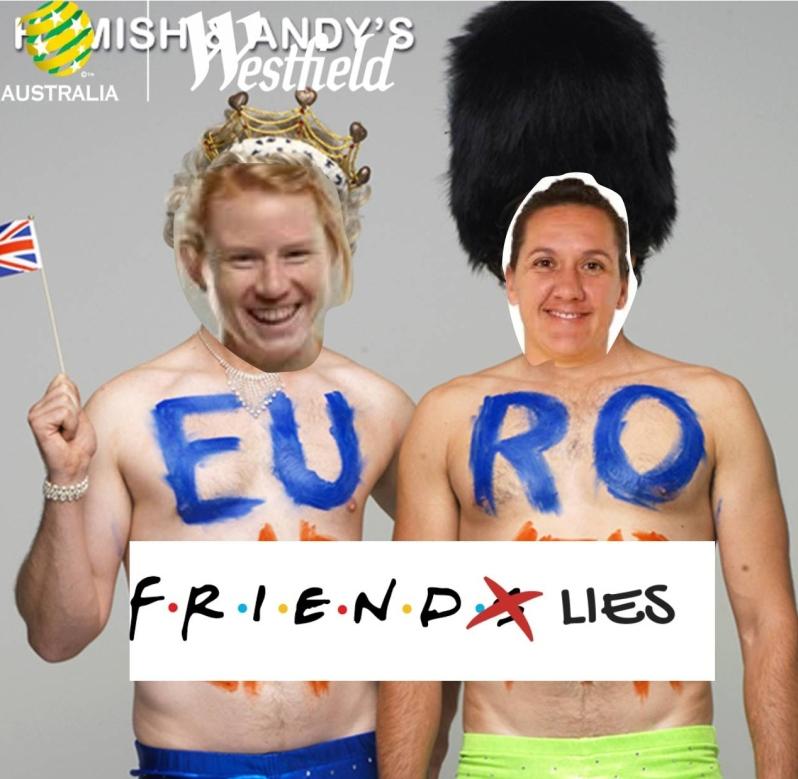 Final Matildas Euro